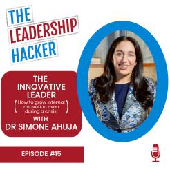 Dr Simone Ahuja - (Episode 15)