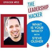 Steve Olsher (Episode 52)
